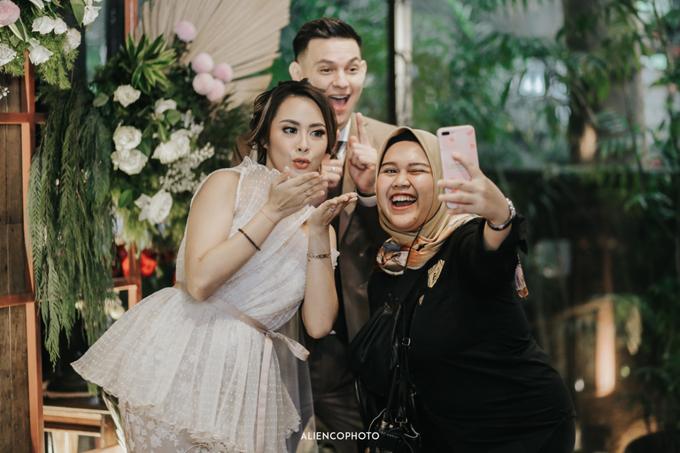 The Wedding of Marcel & Nabila by Dibalik Layar - 002