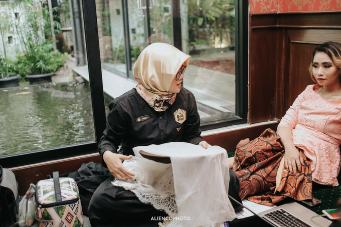 The Wedding of Marcel & Nabila by Dibalik Layar - 001