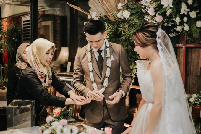 The Wedding of Marcel & Nabila by Dibalik Layar - 006
