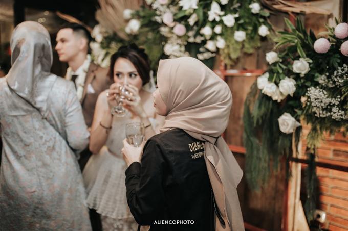The Wedding of Marcel & Nabila by Dibalik Layar - 007
