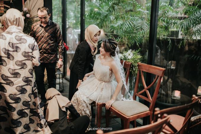 The Wedding of Marcel & Nabila by Dibalik Layar - 008