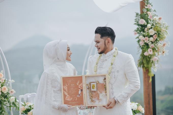 The Wedding of Reista Bram by Dibalik Layar - 001