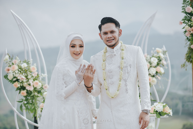 The Wedding of Reista Bram by Dibalik Layar - 003
