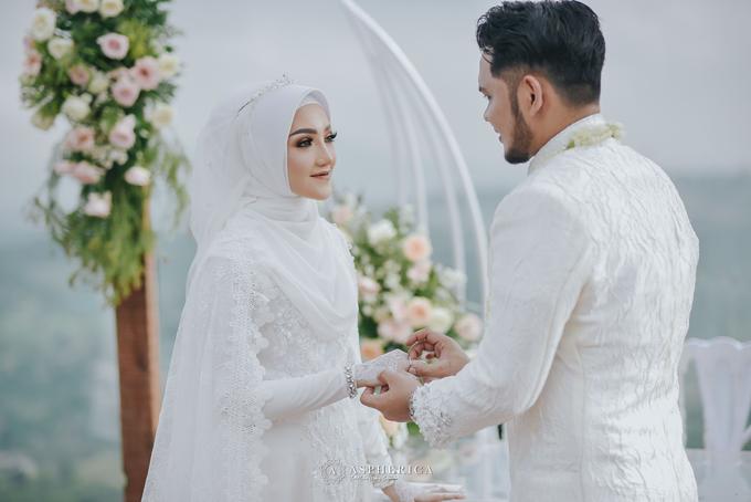 The Wedding of Reista Bram by Dibalik Layar - 004