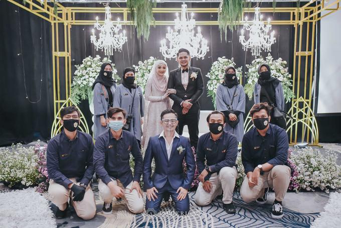The Wedding of Reista Bram by Dibalik Layar - 007