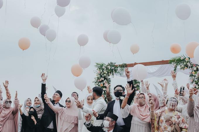 The Wedding of Reista Bram by Dibalik Layar - 008