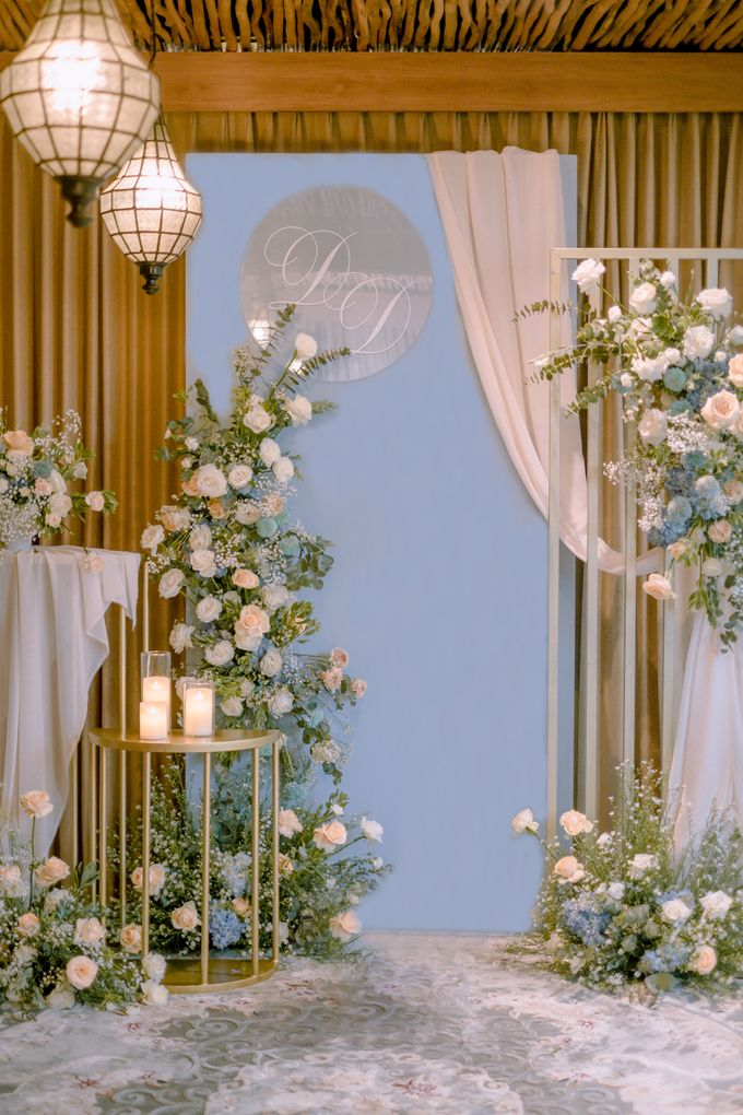 Engagement Decoration Of Diah & David by ULI by tnf - 010