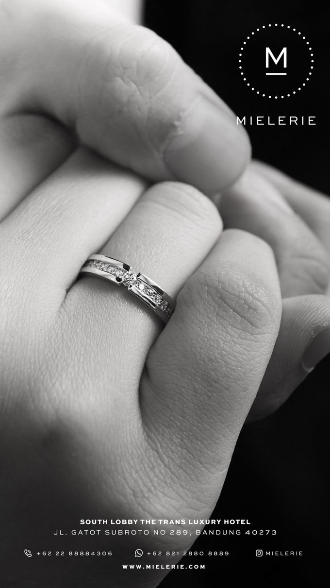Wedding Ring by MIELERIE - 018