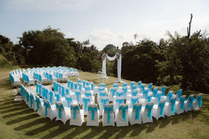 Brett & Belinda Wedding by Sthala, A Tribute Portfolio Ubud Bali by Marriott International - 002