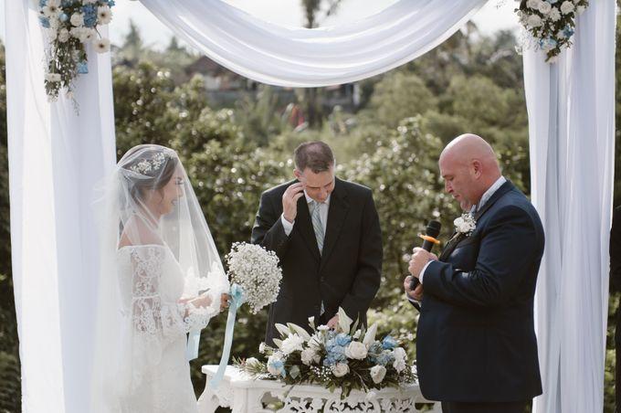 Brett & Belinda Wedding by Sthala, A Tribute Portfolio Ubud Bali by Marriott International - 005