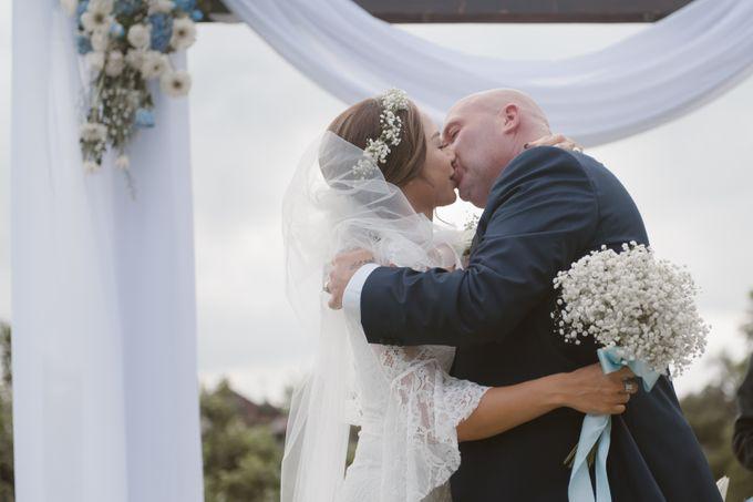 Brett & Belinda Wedding by Sthala, A Tribute Portfolio Ubud Bali by Marriott International - 008