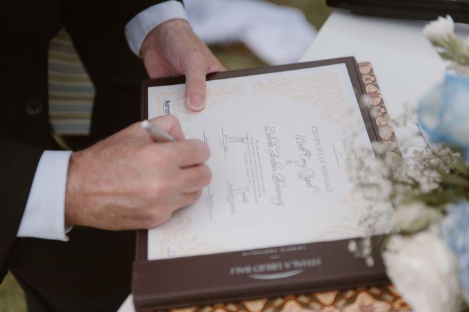 Brett & Belinda Wedding by Sthala, A Tribute Portfolio Ubud Bali by Marriott International - 007