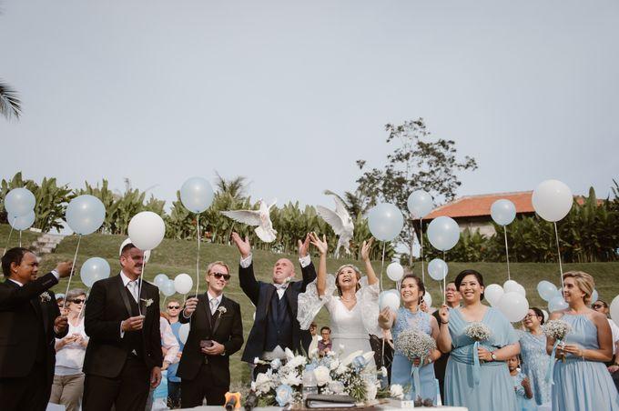 Brett & Belinda Wedding by Sthala, A Tribute Portfolio Ubud Bali by Marriott International - 001