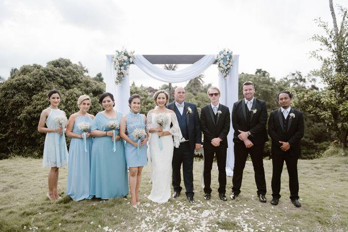 Brett & Belinda Wedding by Sthala, A Tribute Portfolio Ubud Bali by Marriott International - 003
