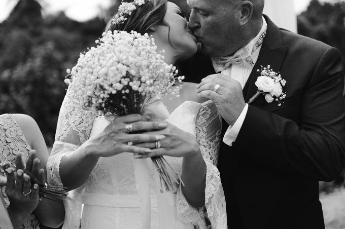 Brett & Belinda Wedding by Sthala, A Tribute Portfolio Ubud Bali by Marriott International - 010
