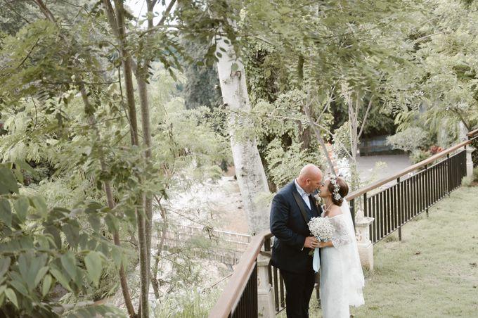 Brett & Belinda Wedding by Sthala, A Tribute Portfolio Ubud Bali by Marriott International - 016