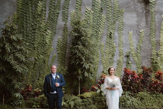 Brett & Belinda Wedding by Sthala, A Tribute Portfolio Ubud Bali by Marriott International - 017