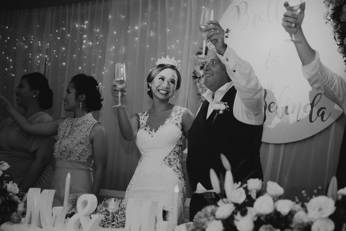 Brett & Belinda Wedding by Sthala, A Tribute Portfolio Ubud Bali by Marriott International - 027