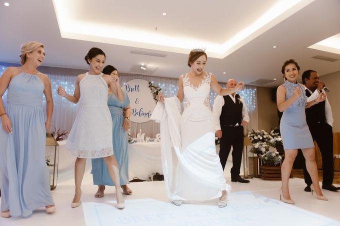 Brett & Belinda Wedding by Sthala, A Tribute Portfolio Ubud Bali by Marriott International - 029
