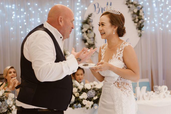 Brett & Belinda Wedding by Sthala, A Tribute Portfolio Ubud Bali by Marriott International - 030