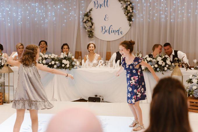 Brett & Belinda Wedding by Sthala, A Tribute Portfolio Ubud Bali by Marriott International - 033