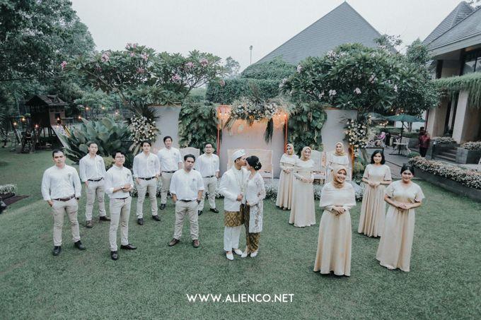The Wedding Of Intan & Puja by Jakarta Souvenir - 030