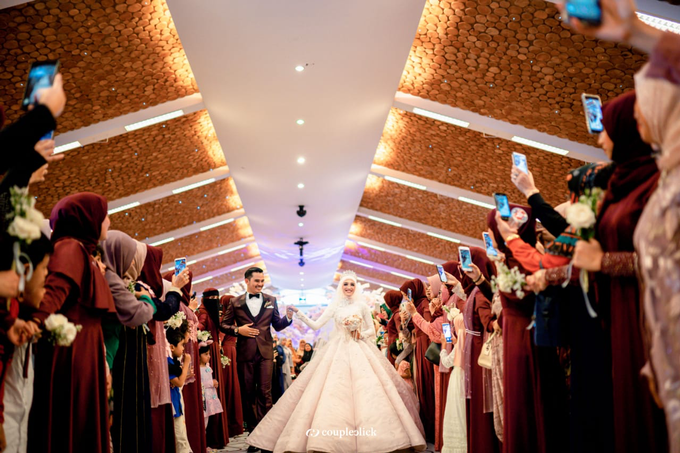 Alwi & Vera's Wedding by DIKHA SIGIT,  For Your Suit - 008