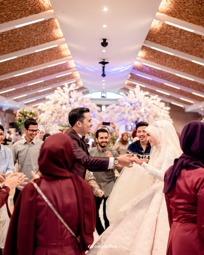 Alwi & Vera's Wedding by DIKHA SIGIT,  For Your Suit - 009