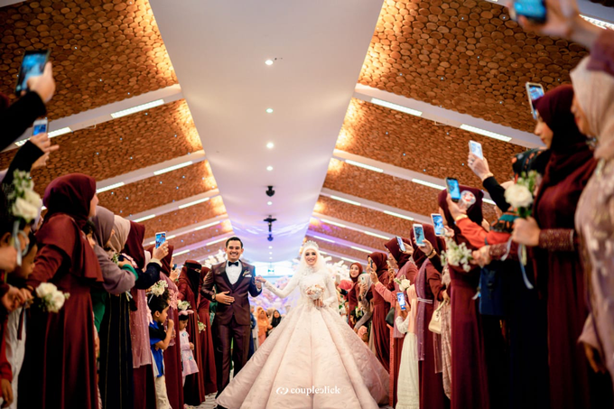 Alwi & Vera's Wedding by DIKHA SIGIT,  For Your Suit - 010