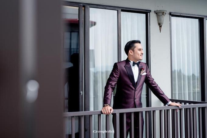 Alwi & Vera's Wedding by DIKHA SIGIT,  For Your Suit - 011
