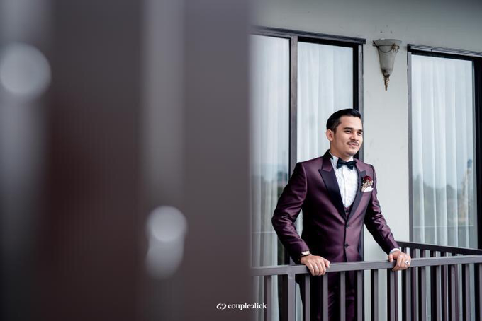Alwi & Vera's Wedding by DIKHA SIGIT,  For Your Suit - 012
