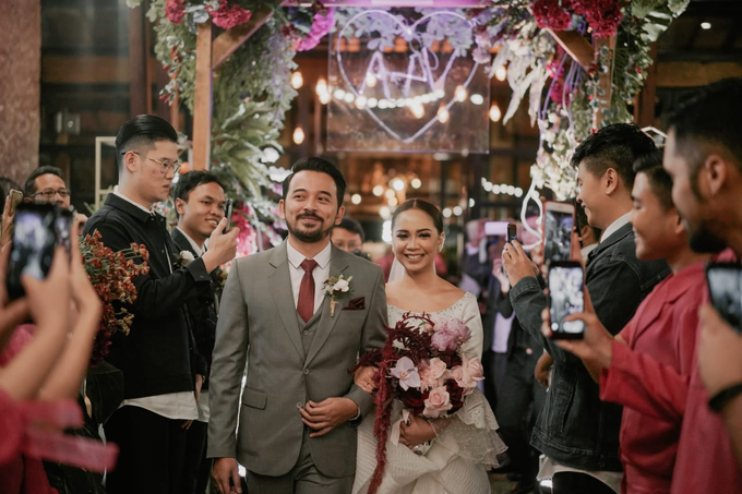 Andre & Via's Wedding by DIKHA SIGIT,  For Your Suit - 001