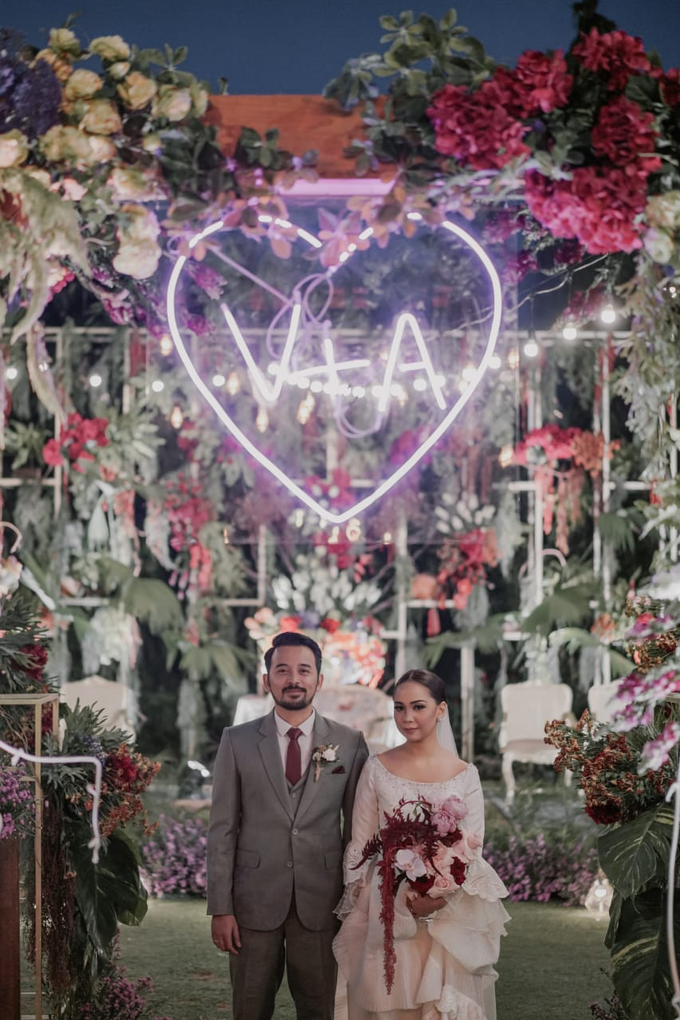 Andre & Via's Wedding by DIKHA SIGIT,  For Your Suit - 002