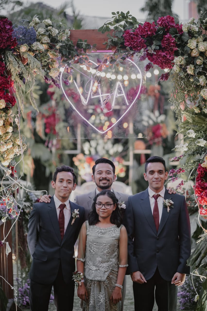 Andre & Via's Wedding by DIKHA SIGIT,  For Your Suit - 005