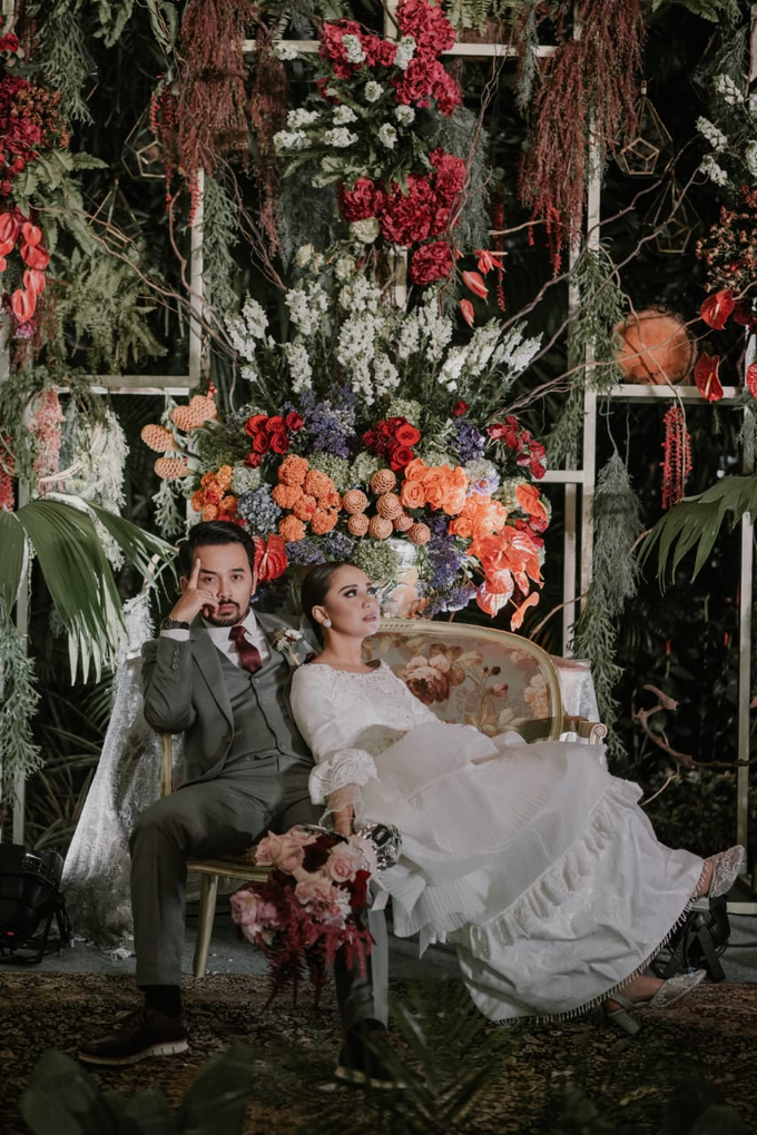 Andre & Via's Wedding by DIKHA SIGIT,  For Your Suit - 003