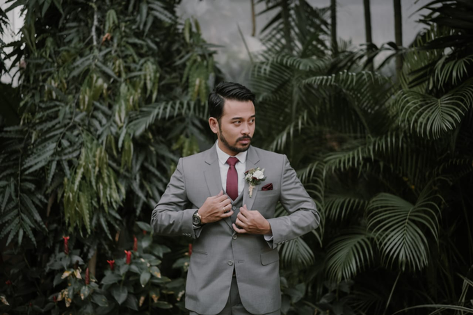 Andre & Via's Wedding by DIKHA SIGIT,  For Your Suit - 006