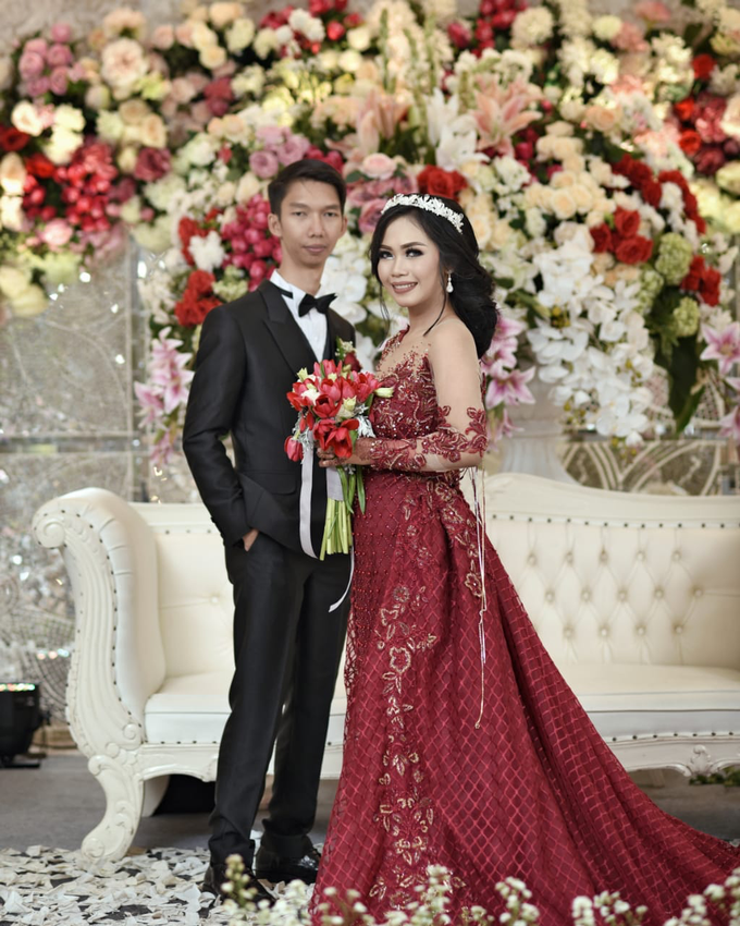 Arief & Nina's Wedding by DIKHA SIGIT,  For Your Suit - 002