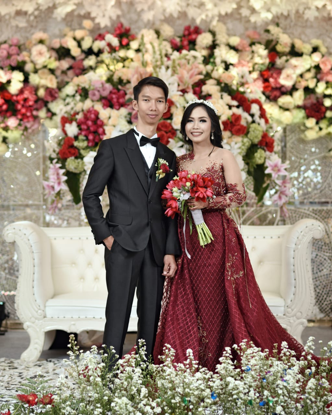 Arief & Nina's Wedding by DIKHA SIGIT,  For Your Suit - 001