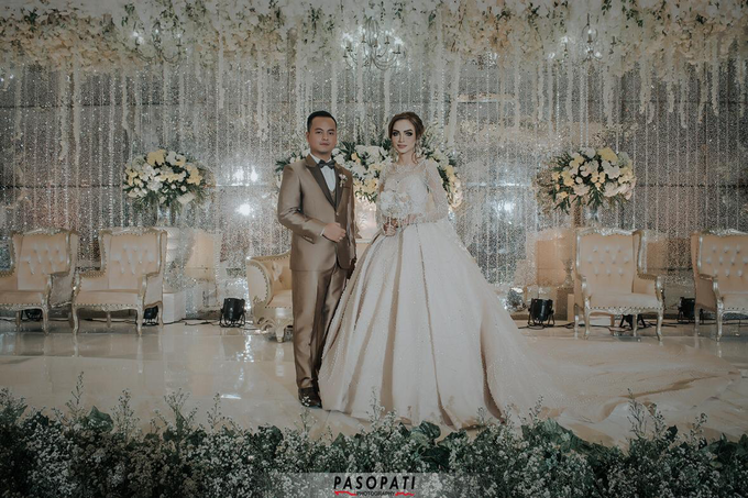 Ben & Safira's Wedding by DIKHA SIGIT,  For Your Suit - 006