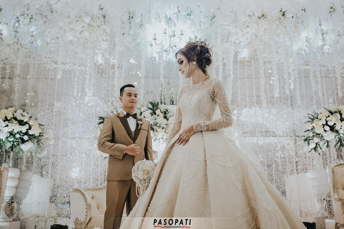 Ben & Safira's Wedding by DIKHA SIGIT,  For Your Suit - 007