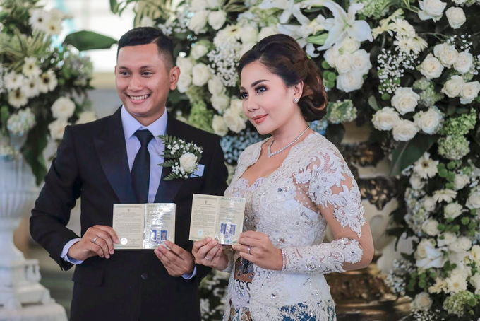 Bagus & Ema Waroka's Wedding by DIKHA SIGIT,  For Your Suit - 001