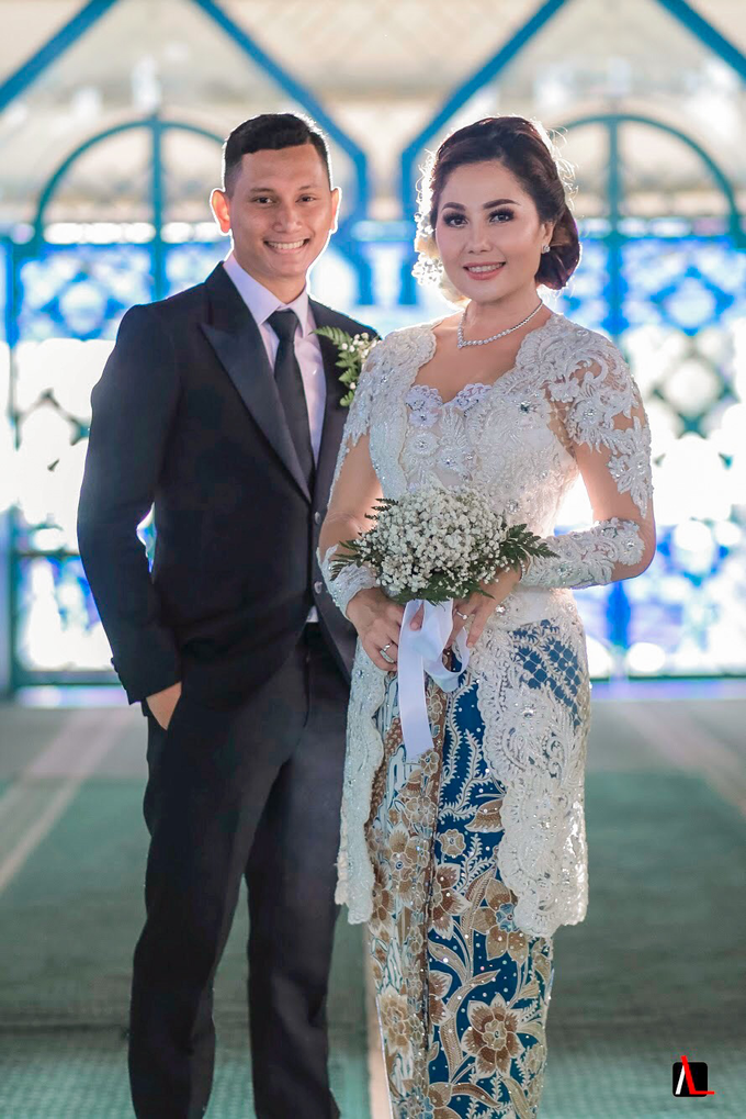 Bagus & Ema Waroka's Wedding by DIKHA SIGIT,  For Your Suit - 003