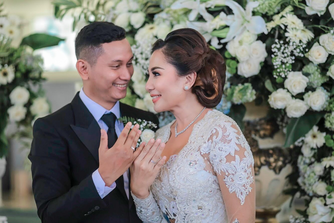 Bagus & Ema Waroka's Wedding by DIKHA SIGIT,  For Your Suit - 005
