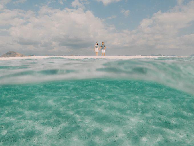 Nusantra Prewedding destination - Mega & Wido by diktatphotography - 001