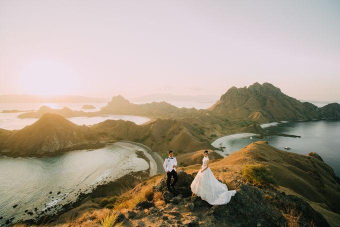 Nusantra Prewedding destination - Mega & Wido by diktatphotography - 002