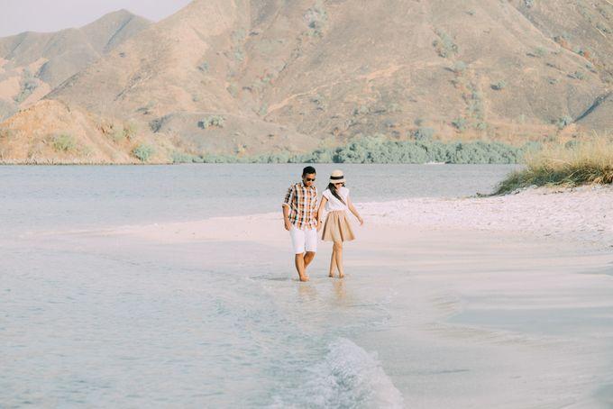 Nusantra Prewedding destination - Mega & Wido by diktatphotography - 030