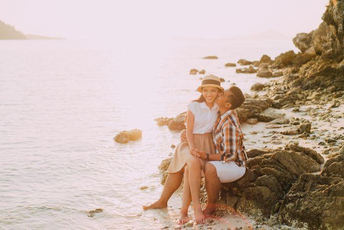 Nusantra Prewedding destination - Mega & Wido by diktatphotography - 032