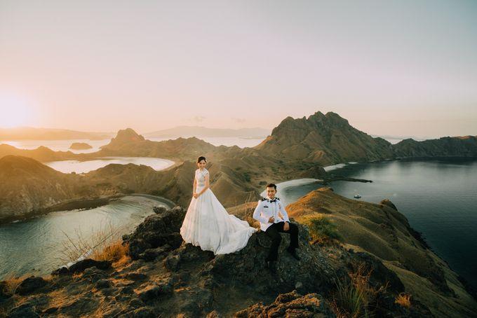 Nusantra Prewedding destination - Mega & Wido by diktatphotography - 045