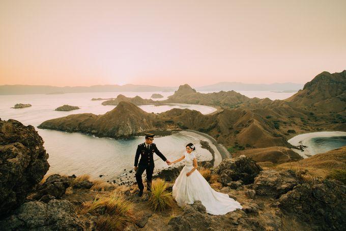 Nusantra Prewedding destination - Mega & Wido by diktatphotography - 047
