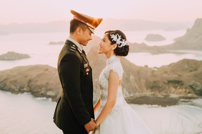 Nusantra Prewedding destination - Mega & Wido by diktatphotography - 048